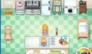 Original game title: Mommy Challenge