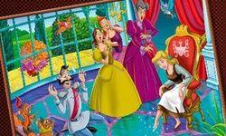 Mewarnai Cinderella