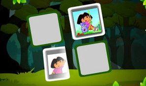 Dora Memory Match