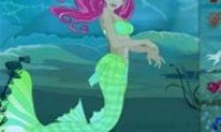 Vestir a Carol la Sirena