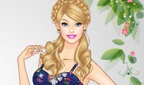 Barbie's Favorite Jeans Dress-Up