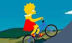 Lisa Simpson Bicycle