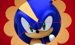 Sonic - Round Puzzle