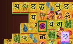 Indiánský Mahjong