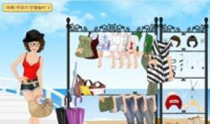 Beach Wardrobe Dress Up