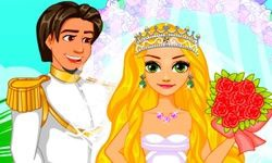 Rapunzel Summer Wedding
