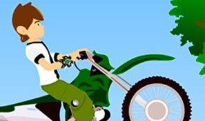 Original game title: Ben10 Biker