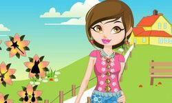 Flower Girl Dress Up G2D