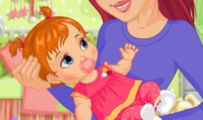 Original game title: Cute and Funny Baby Dress-Up
