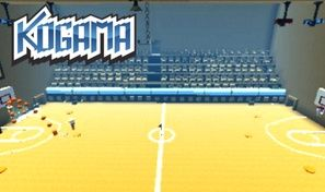 Original game title: Kogama: GBC Basketball Arena