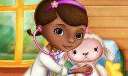 Doc McStuffins Lamb Healing