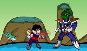 Original game title: Gohan Adventure 2