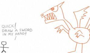 Draw a Stickman Online