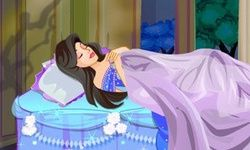 Princess Aurora Lazy