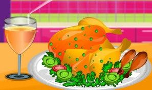 Original game title: Yummy Turkey