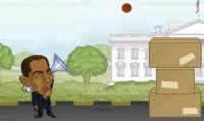 Original game title: Presidential Street Fight