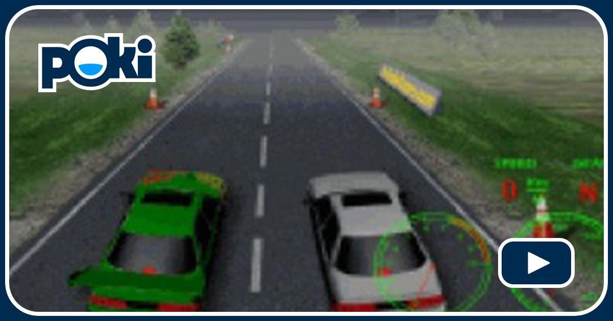 Road Burner Game - Car Games - GamesFreak