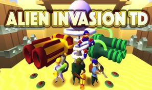 Tower Defense: Alien Invasion