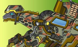 Dino Robot: Scutellosaurus