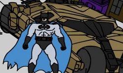 Batman Online Coloring