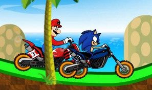 Original game title: Mario Vs Sonic Racing
