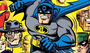 Batman the Brave SHL
