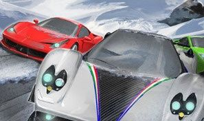 Original game title: Siberian Supercars Racing