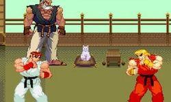 Street Fighter - LoA