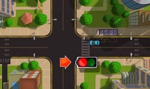 Original game title: Traffic Frenzy