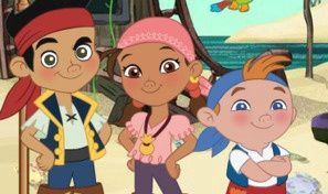 Jake and the Never Land Pirates: Neverland Games