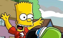Skate com Bart Simpson