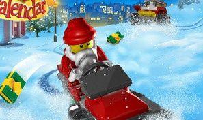 Original game title: Lego City: Advent Calendar