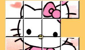 Hello Kitty Sliding