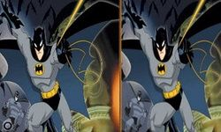 Batman:Spot The Difference