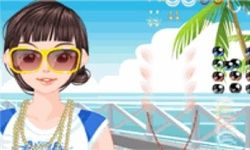 Go Beach Dress Up