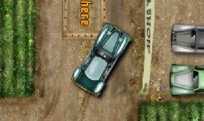 Original game title: Vintage Car Parking