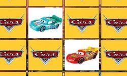 Memory : Cars 2