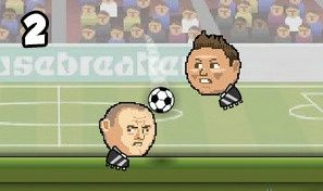 Original game title: Sports Heads Soccer 2