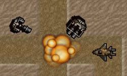 Desert Base Defence