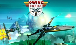 Star Wars X-Wing Fighter