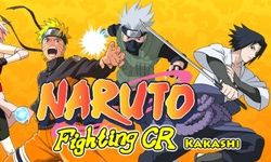 Naruto Fighting CR Kakashi