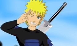 Naruto Dress-Up Game