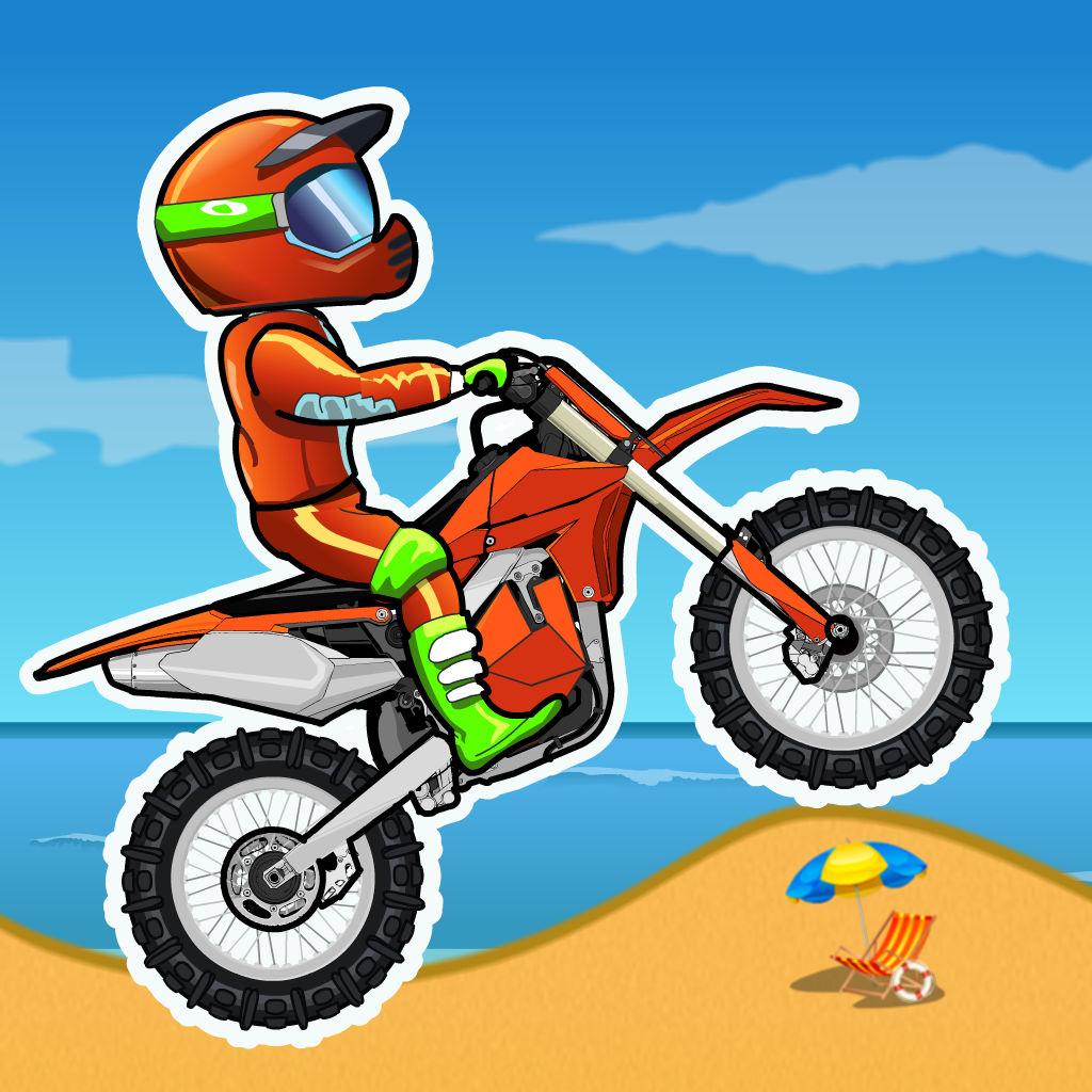 играть онлайн bike