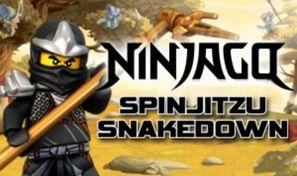 Ninjago Jogos: Spinjitzu Snakedown