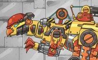 Construa seu próprio dinossauro robô assassino