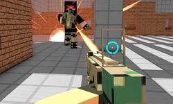 Jogo Pixel Warfare 4 WebGL Online
