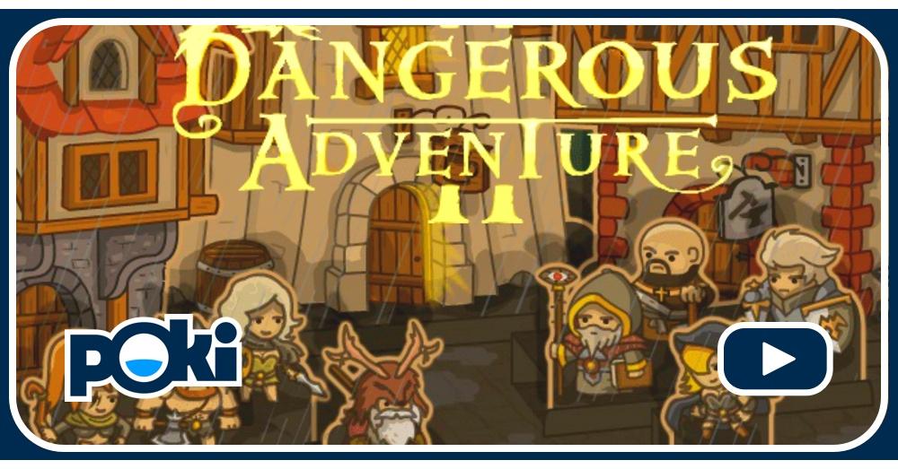 Jogo Dangerous Adventure 2