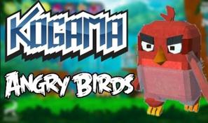 Jogue Kogama: Angry Birds Grátis