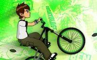 Corrida De BMX Do Ben 10