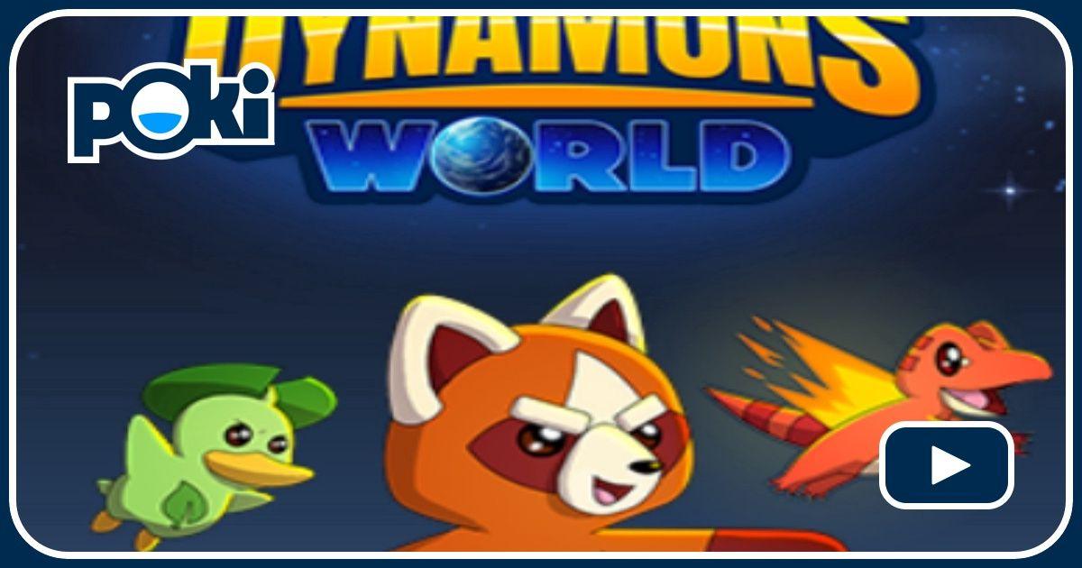Jogo dynamons world 2
